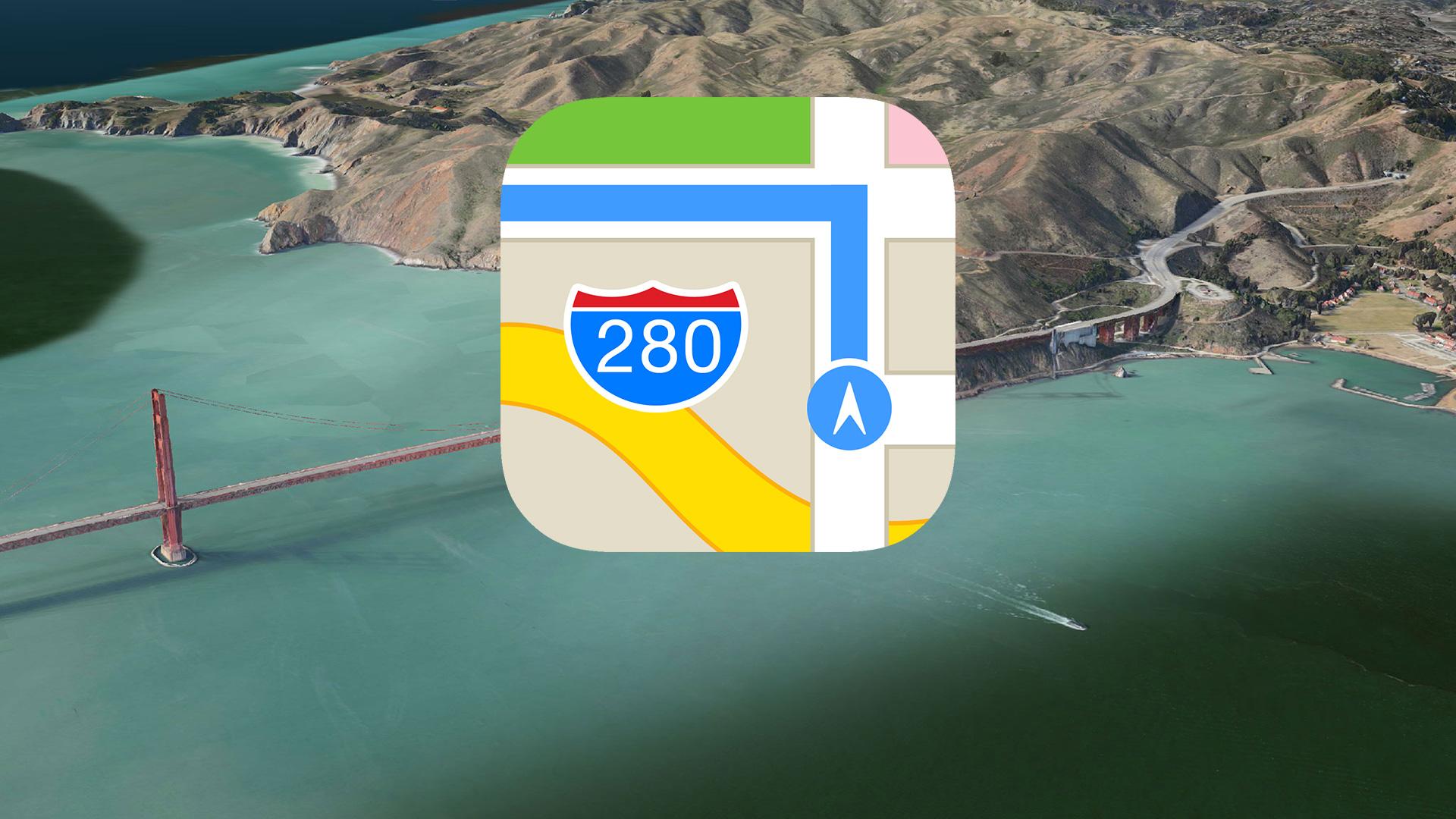 Кто и на каких условиях работает над Apple Maps