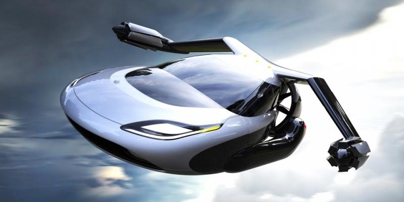 Hyundai анонсировала старт продаж летающих автомобилей