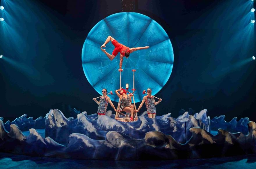 Cirque du Soleil заявила о банкротстве и уволила сотрудников
