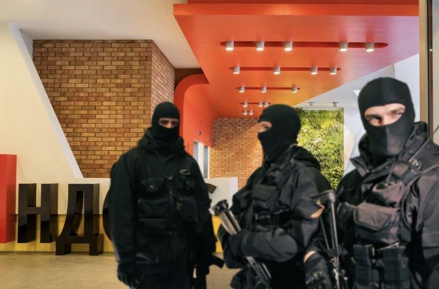 На офисы Яндекса и Uber в Беларуси совершили вооружённое нападение